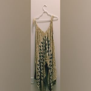 Sacred Threads Cover-up/Romper